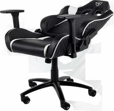 ThunderX3 TGC30 Series Gaming Chair - Black/White