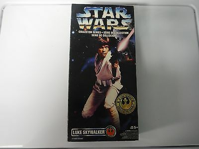 Star Wars Collector Series Luke Skywalker Kenner NEW