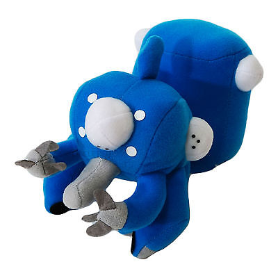 """Ghost in the Shell Stand Alone Complex: Tachikoma Blue Plush - 5"""" H"""