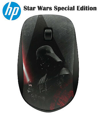 HP Wireless Mouse STAR WARS Special Edition