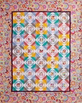 Pineapple Playtime Quilt Pattern