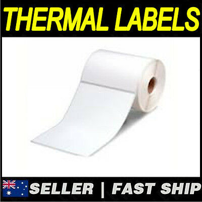 1 x500 Thermal Label 100x152mm 4x6 for Fastway  AusPOST eParcel (Ribbon require)