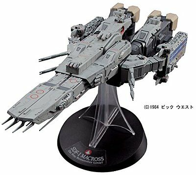 "1/4000 SDF-1 Macross fortress ship ""The Movie"""