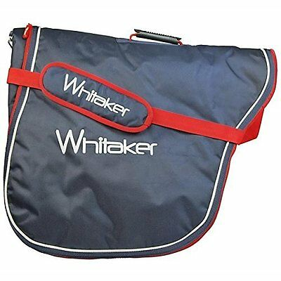 John Whitaker Saddle Bag - Horse Saddle Carry Bag
