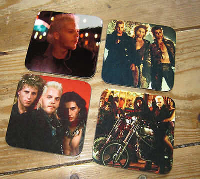 Kiefer Sutherland Colour The Lost Boys COASTER Set