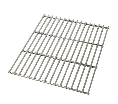 Brick BBQ Replacement Cooking Grill 6mm Stainless Steel 40cm x 26.2cm