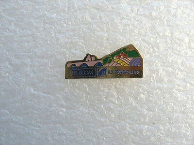 Pin's  France Telecom Do Provence Alpes Tourisme Pins Pin T26