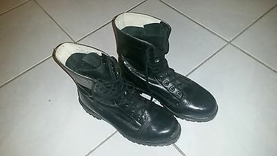 Australian air force cadets / navy  cadets polished boots