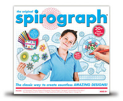 The Original Spirograph Kit w/ Markers