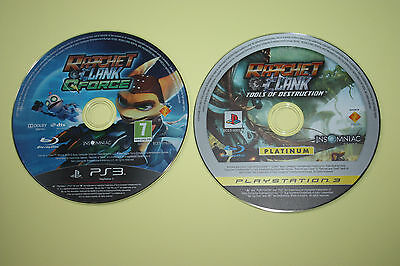 ps3 game ratchet and clank 2games