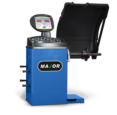 Computerized Wheel Balancer CBL-3560, Automatic Data Entry Wheel Balance Machine