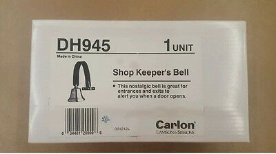 Carlon DH945 Solid Brass Victorian Syle Shop Keepers Door Bell