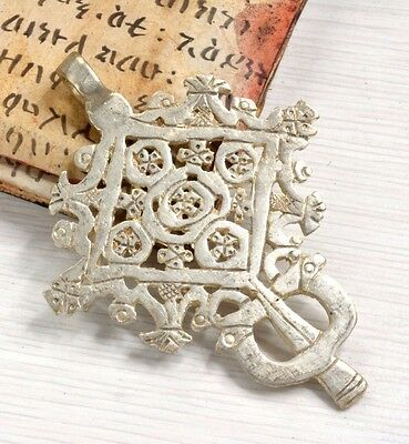 Ethiopian silver cross promotion hot deal Free shipping thnic, Regional & Tribal