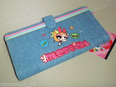 Blossom; The Powerpuff Girls - Las Supernenas Monedero-Billetero Nuevo