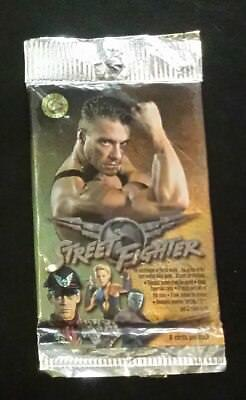 60 Packs Street Fighter NEW Trading Movie Cards Upper Deck Company Capcom