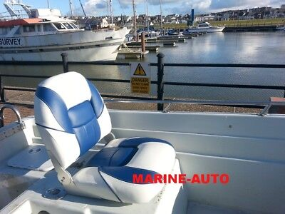 Boat Seat X2 Marine Quality Foldable Boat Seat Video Inside
