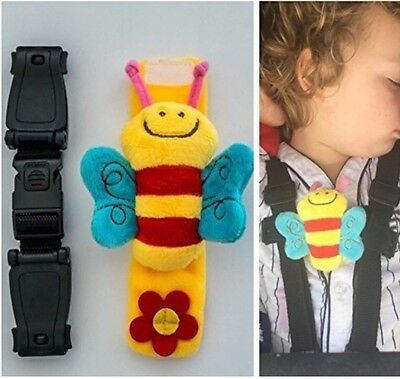 Buggy Clip Child Safety Strap  🐝 Stop Escapees Houdini Stop  Universal Fit