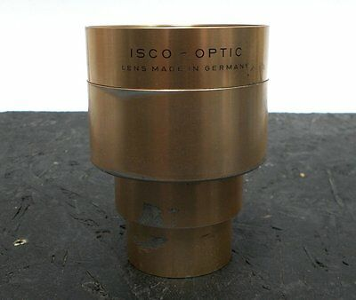 Optic ISCO GOTTINGEN ULTRA MC 2/90 mm 3,54 in Germany 35/70 mm Projection Lens #