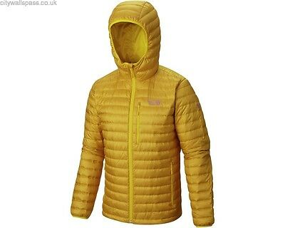 MOUNTAIN HARDWEAR NITROUS HOODED Jacket