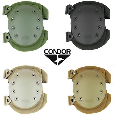 Condor KP2 Tactical Padded Military Combat Protection Non Slip Rubber Knee Pads