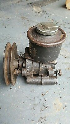 power steering pump 2f petrol fj45 fj40 lx