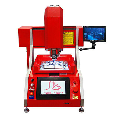 LY-1001 IC chipset CNC milling router grinding machine for i Phone Pad repairing