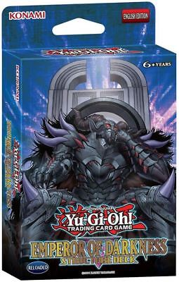 Yu-Gi-Oh! TCG Emperor Of Darkness Structure Deck (Single Unit)