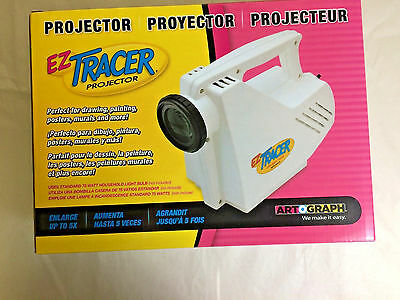 Artograph EZ Tracer Art Projector EUC Easy to Use FAST SHIPPING