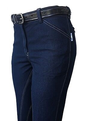 Ladies Denim Jodhpurs, Womens Denim Jodhpurs, Plus Size Jodhpurs. Sizes 12-22