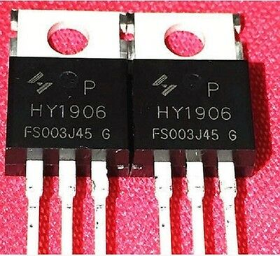 20pcs HY1906 HY1906P MOSFET TO-220 *