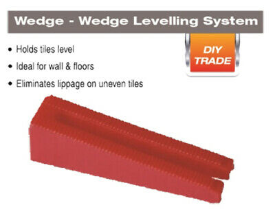 Lippage Wedge - 250 Pack - DTA - tilers tiling tools