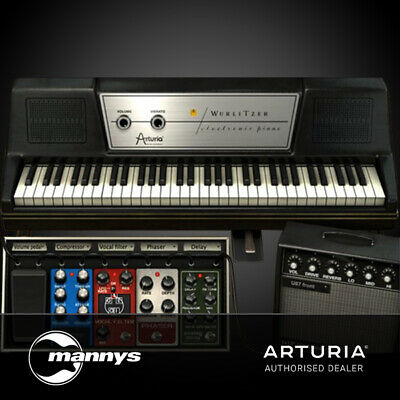 Arturia Wurlitzer V Electric Piano Software
