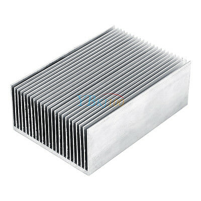 Large Aluminum Heatsink Heat Sink Radiator Cooling Fin fr IC LED Power Amplifier
