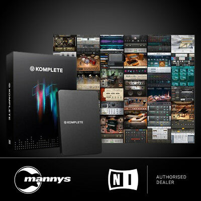 Native Instruments Komplete 11 Music Production Suite