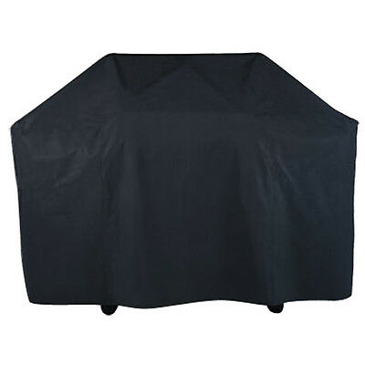 145cm Waterproof BBQ Cover Outdoor Garden Barbeque Grill Storage A6V1
