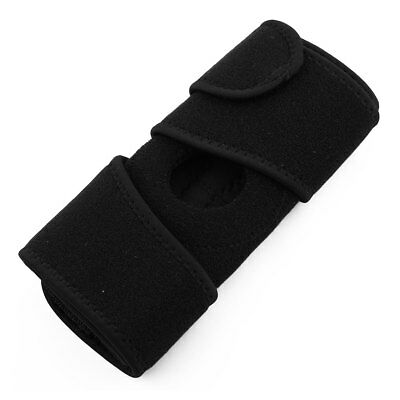 Basketball Open Patella Protector Wrap Adjustable Strap Knee Support Brace Pad