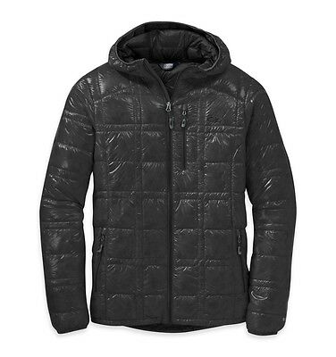 Or Filament Hooded Jacket