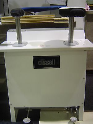 Cissell Dry Cleaning Double Puffer
