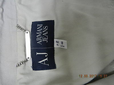 Giacca Armani Jeans Donna Tg 44