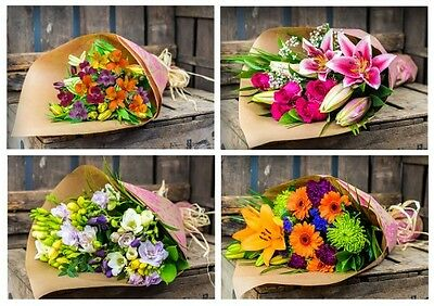 Fresh Cut Flowers Next Day Delivery Bouquets Birthday Anniversary Gift