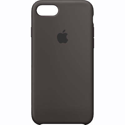 Original Genuine Apple IPhone 7 Silicone Case Cover - COCOA - BRAND NEW IN BOX!!