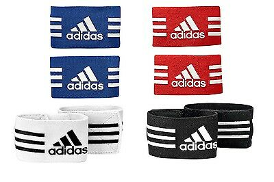 Adidas Guard Stays Shin Pad Holder Football Ankle Straps Soccer Ankle Supports