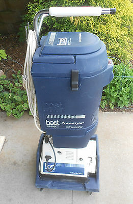 Host M40000 Freestyle Extractor/Vacuum: Dry Carpet Cleaning/Extraction System T7