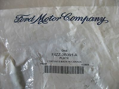NEW NOS GENUINE OEM -- Ford F4ZZ-3B391-A Front Suspension Camber Adjusting Plate