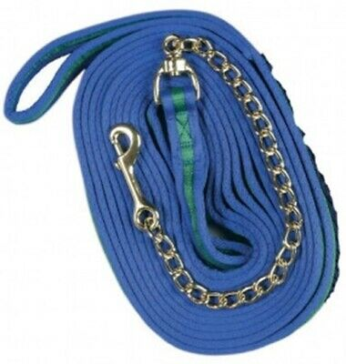 Centaur Padded 25' Lunge Line With Chain