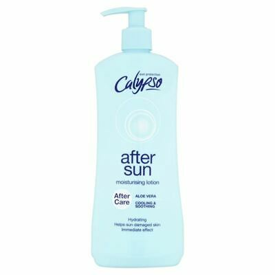 Calypso After Sun Moisturising Lotion 500ml 1 2 3 6 Packs