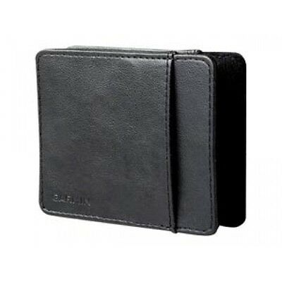 Garmin Genuine OEM Leather Carrying Case Nuvi 3.5 inch Black NUVI Series 200 300