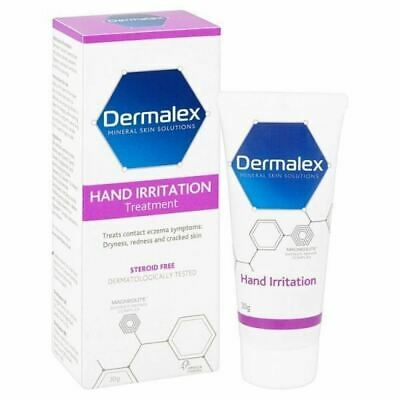 Dermalex Repair Treatment Irritation from Allergic Reactions 30g 1 2 3 6 Packs
