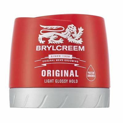 Brylcreem Original Protein Enriched Light Glossy Hold 250ml 1 2 3 6 Packs