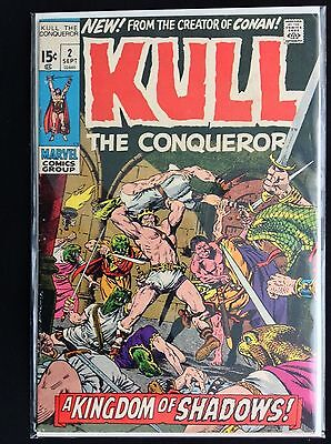 KULL THE CONQUEROR #2 Lot of 1 Marvel Comic Book!